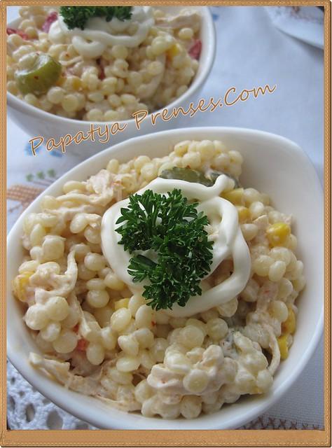 tavuklu kuskus salatası (2)