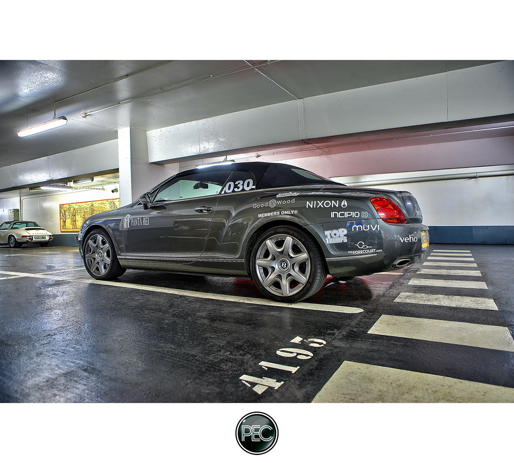 Gumball 3000 2011 – Bentley Continental GTC