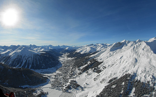 Davos - World Economic Forum Annual Meeting 2012