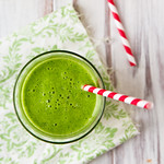 "The ""Green Monster"" Breakfast Smoothie"