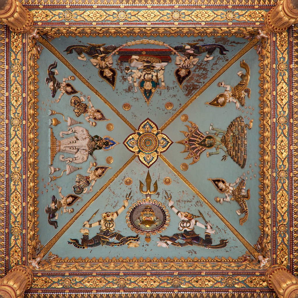 ceiling of triumph