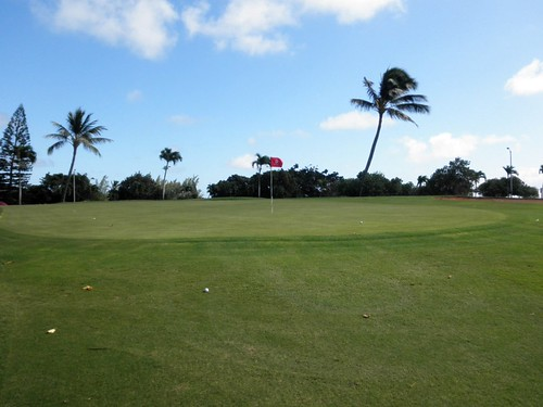 Hawaii Kai Golf Course 183b