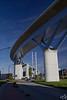 The new Stralsund bridge...