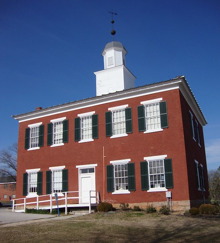 Old Morgan County Courthouse (Somerville, Alabama)