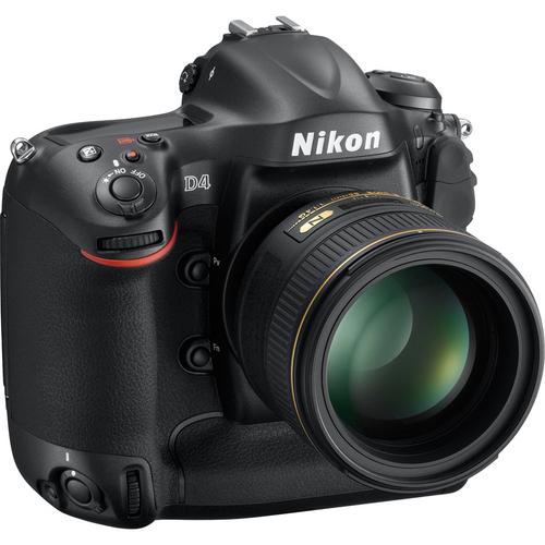 Nikon-D4-01 front