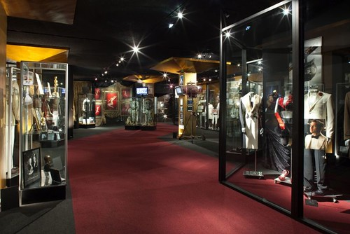 The Hollywood Museum Exhibits