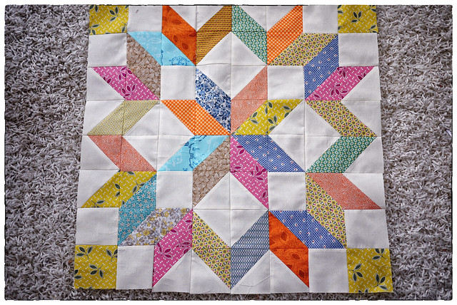 Carpenters Star pattern...using a 10