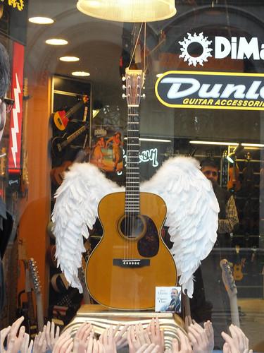 Az Angyal gitár