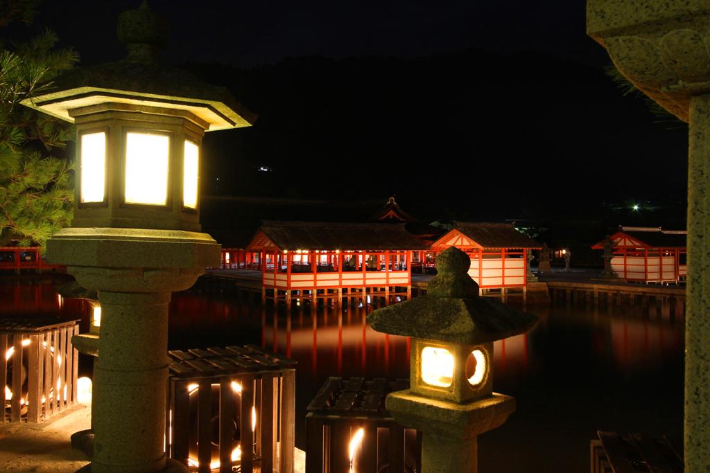 Miyajima Night Photo (6)