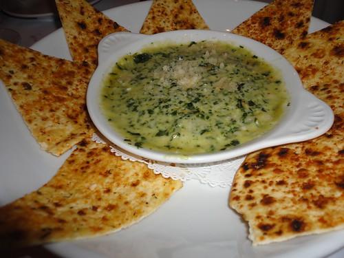 Brio Spinach & Artichoke Dip