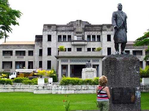 Suva Parliament Buiding