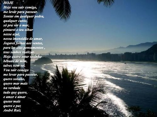 HOJE by amigos do poeta