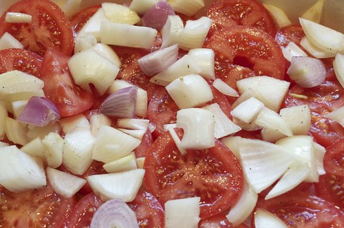 tomatoes/onions