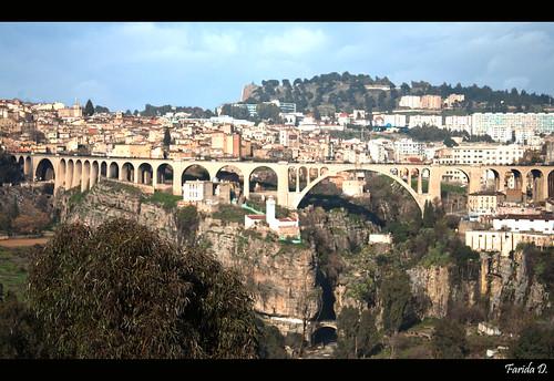 Pont Sidi Rached (Constantine, Algeria)