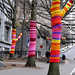 Yarn Bombing Seattle