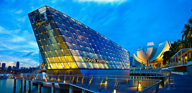 Marina Bay Sands Louis Vuitton