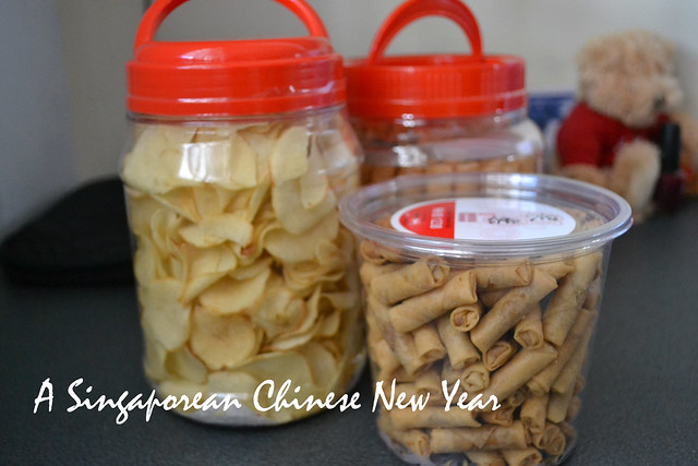 A Singaporean Chinese New Year
