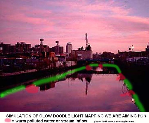 7_sample light mapping Photo looking north from carroll-street bridge at dawn