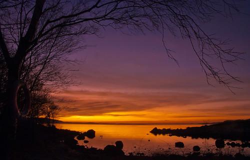sunset sun norway norge nikon vibrant scenic sigma rogaland 1850mm d80