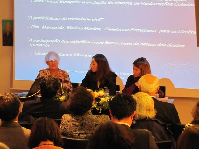 Lisbon Seminar on collective complaint procedure, 7 December 2011