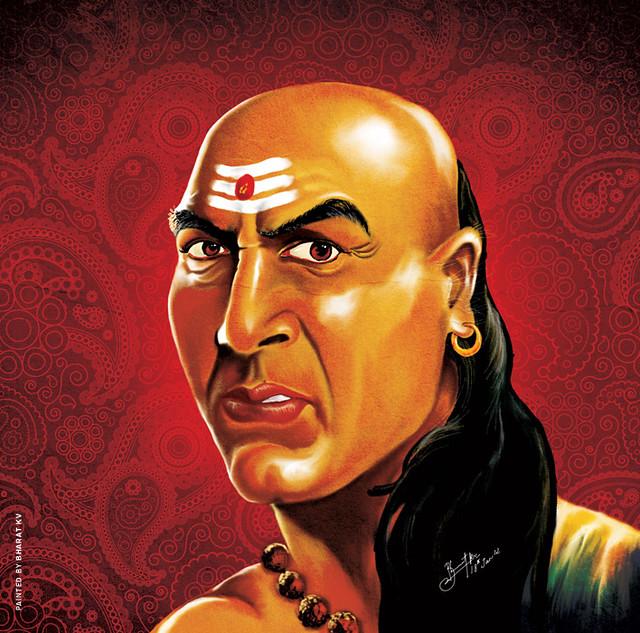 Who was Chanakya?