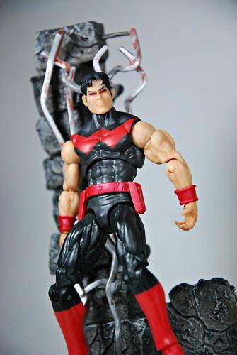 Quicksilver & Wonder Man: Marvel Comic Pack