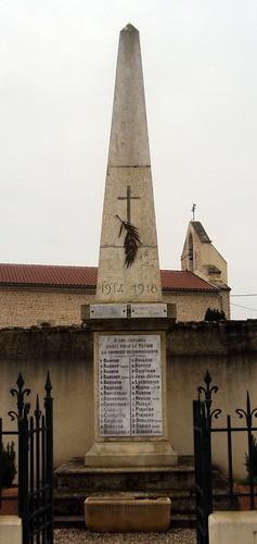 Sénestis - War Memorial 01