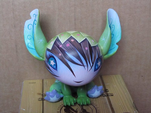 Custom Stitch by Jeremiah Ketner