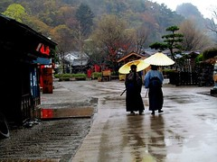 Visit to the Samurai past