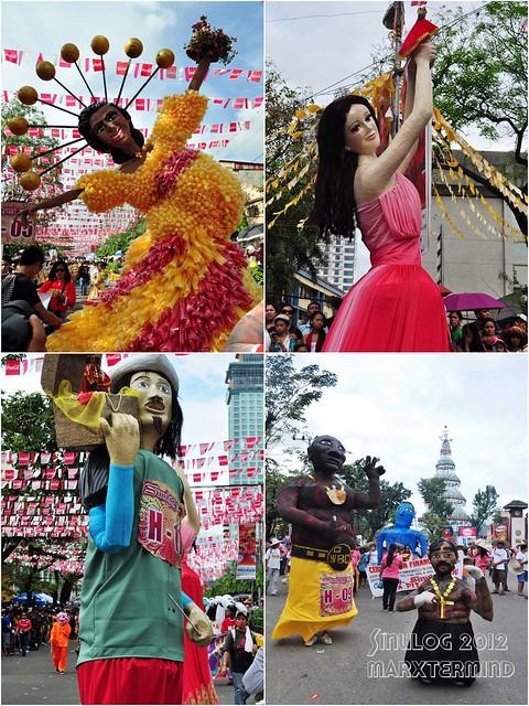 Sinulog Parade Mascot 1