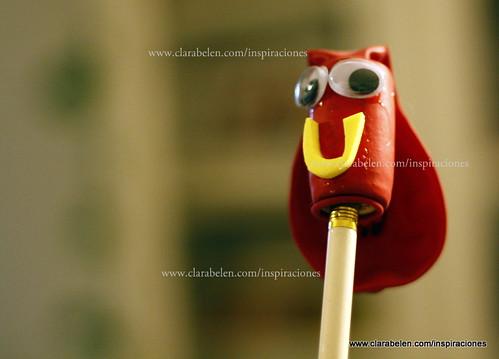 Manualidades para niños: cómo hacer lápices divertidos
