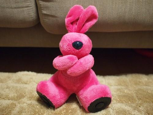ヒップホップウサギ