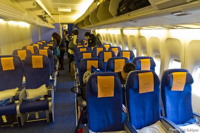 Volando A Tokio En Economy Comfort Con Klm Profundidad