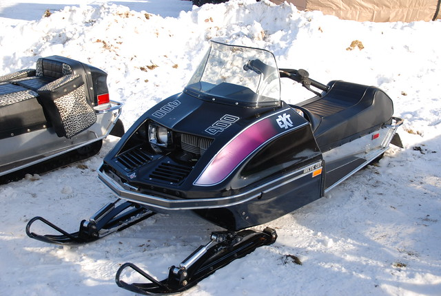 Arctic Cat Z Skis