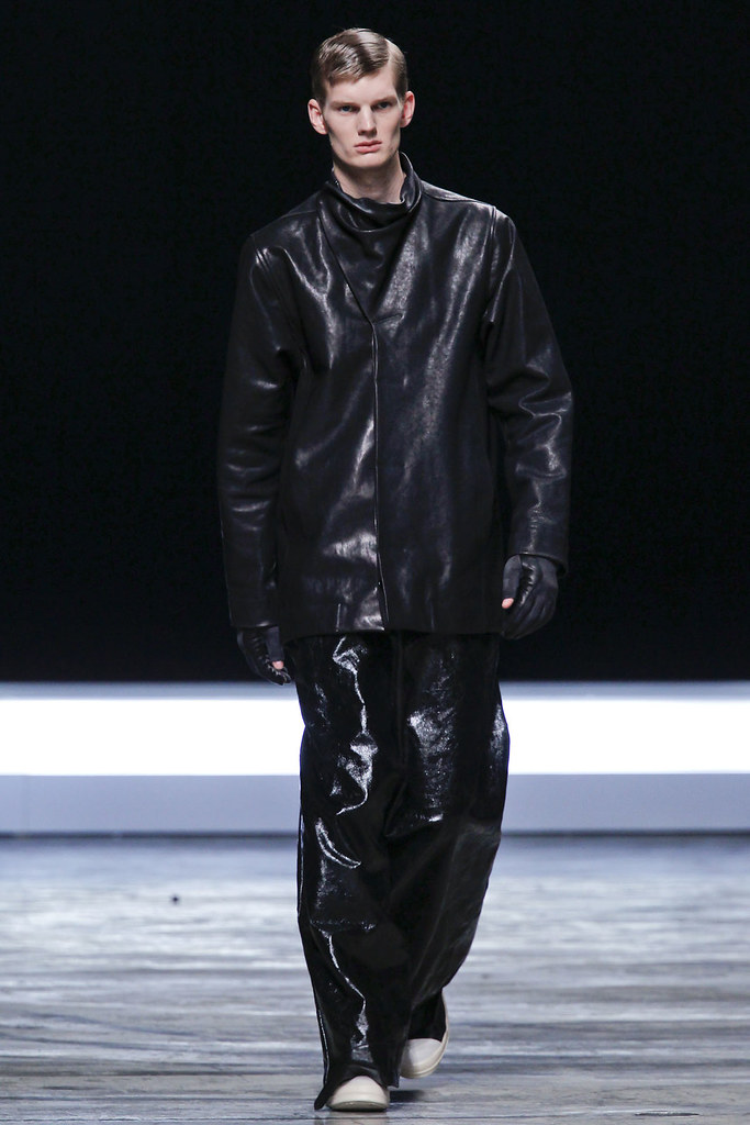 FW12 Paris Rick Owens031_Matt King(VOGUE)