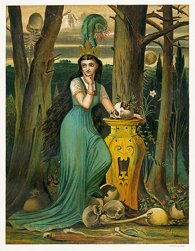 027-El compañero de viaje-Fairy Tales 1872- Eleanor Vere Boyle-University of Florida Digital Collections