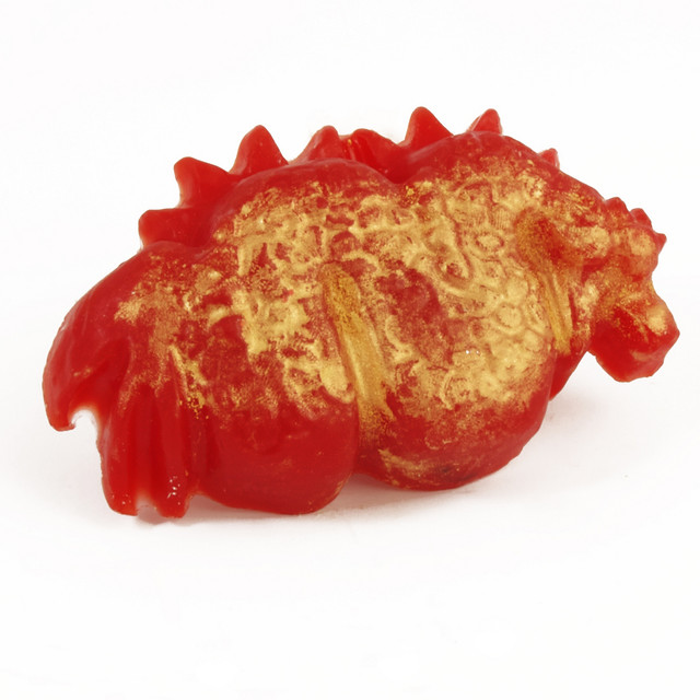 LUSH Red Dragon Soap