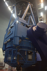 Me with the 3.6m telescope