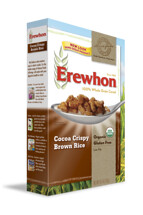 erewhon cocoa crispy brown rice cereal