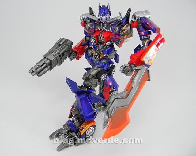 Sci Fi Transformer : Transformers optimus prime dark of the moon sci fi