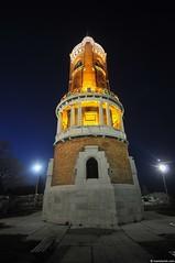 Gardoš Tower - Kula Sibinjanin Janka (The tower of Janos Hunyadi) or the Millennium tower