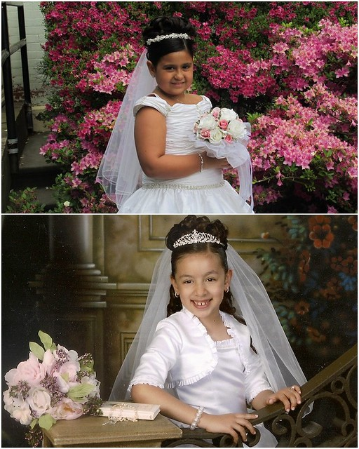 Adorable First Communion Bridal Styles Boutique Customers!