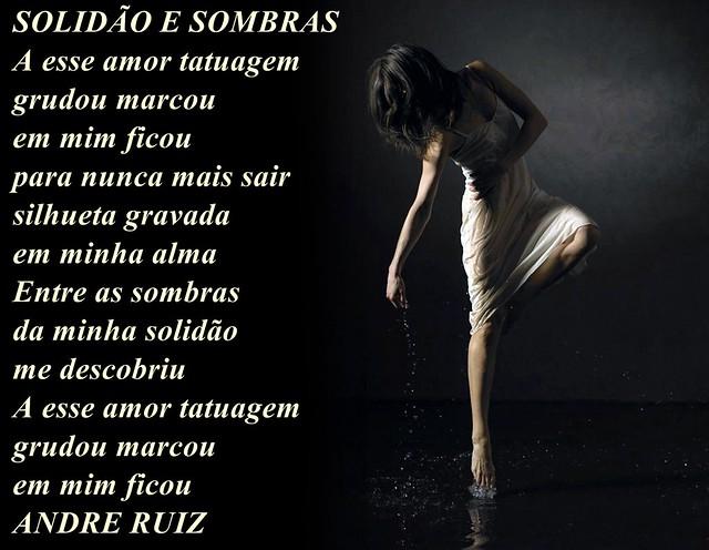 SOLIDÃO E SOMBRAS