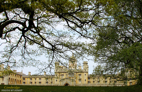 St. John's College, Cambridge 7