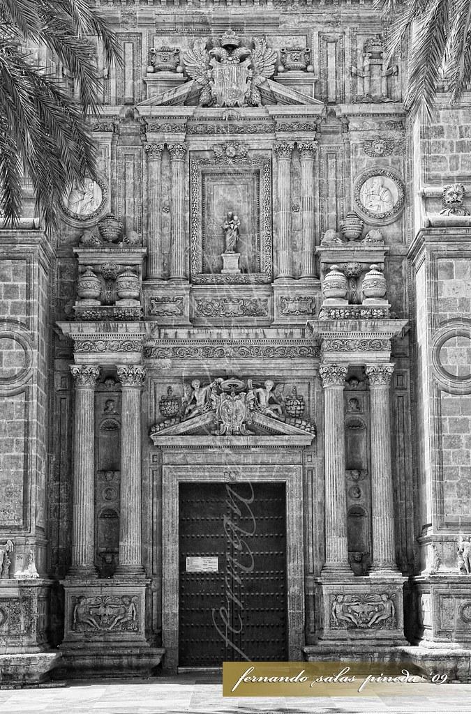 La puerta de Juan de Orea
