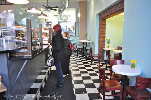 Inside Mojo Monkey Donuts ~ St Paul, MN