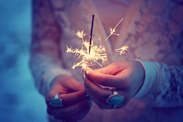 she believes in magic