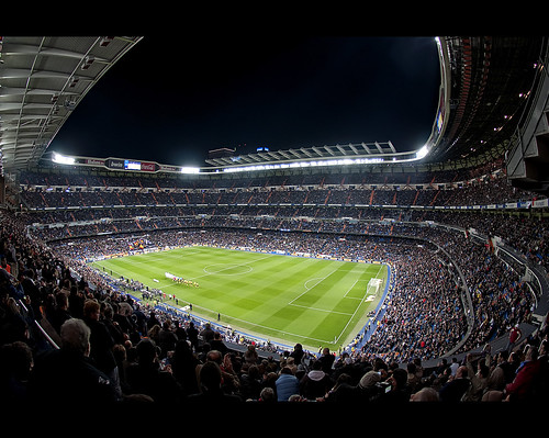 Santiago Bernabéu 2012