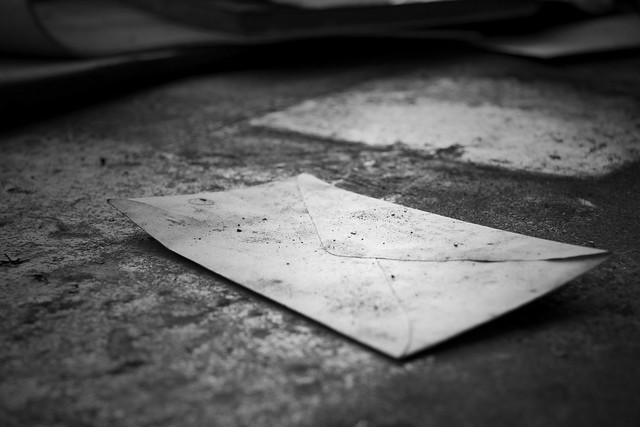 Unopened Letter - Gray Dunn & Co