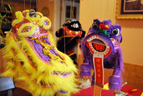 Dragons from Chinatown